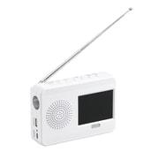 TV07WH [3.2インチ手回し充電ワンセグテレビ]