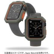 UAG-RAWLCC-OL/OR [UAG社製 Apple Watch CIVILIAN ケース用 44mm (オリーブ/オレンジ)]