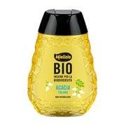 ミエリツィア イタリア産 アカシアの有機ハチミツ (スクイーザーボトル) 250g [EUオーガニック 低温製造 非加熱]