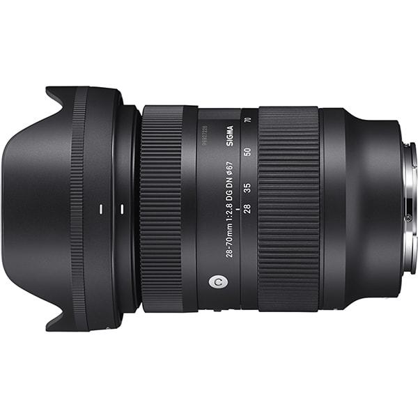 28-70mm F2.8 DG DN (C) SE [Contemporaryライン 28-70mm F2.8 ソニーEマウント]