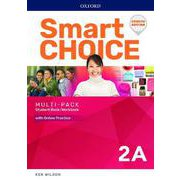 Smart Choice 4/E Level 2 Muti Pack A Student Book/Workbook split with Online Practice [洋書ELT]