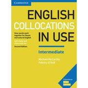 English Collocations in Use 2nd Edition Intermediate Book with answers [洋書ELT]