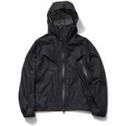 ゴアテックスシュプールマウンテンジャケット GORE-TEX Spur Mountain Jacket GM01146P ブラック(BK) Mサイズ [アウトドア レインジャケット メンズ]