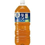 サントリー緑茶 伊右衛門 贅沢仕込み 2000ml×6本