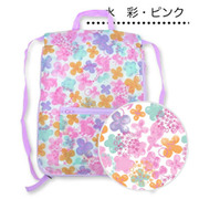 8611421-006-06-3 [Petit Angelina ナップサック フリーサイズ ピンク]