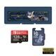AD20-001 [モンスターハンターライズ microSDカード 128GB + カードケース6 for Nintendo Switch]