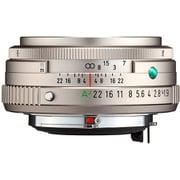 HD PENTAX-FA 43mmF1.9 Limited シルバー [43mm F1.9 ペンタックスKマウント]