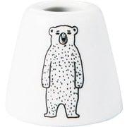 BEAR 歯ブラシホルダー Brown Bear