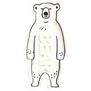BEAR ソープディッシュ Polar Bear