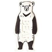 BEAR ソープディッシュ Black Bear