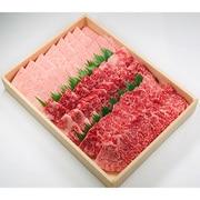 豊後おおいた 和牛焼肉食べ比べセット [産地直送品]