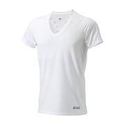 AJDJC01XL [コラントッテ レスノ マグケアシャツ Vネック T ホワイト XL]