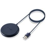W-QA16NV [ワイヤレス充電器 スマホ充電器 iPhone充電器 Qi 規格対応]