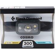 コズモ300 BD81302 ブラック 001 [アウトドア ヘッドライト]