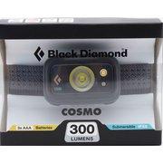 コズモ300 BD81302 グラファイト 002 [アウトドア ヘッドライト]