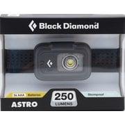 アストロ250 BD81306 グラファイト 001 [アウトドア ヘッドライト]