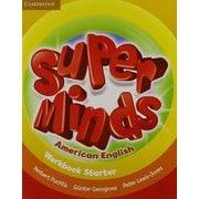 Super Minds American English Starter Workbook [洋書ELT]