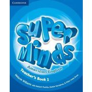 Super Minds American English Level 1 Teacher's Book [洋書ELT]