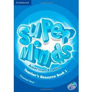 Super Minds American English Level 1 Teacher's Resource Book with Audio CD [洋書ELT]