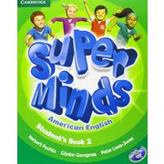 Super Minds American English Level 2 Student's Book with DVD-ROM [洋書ELT]