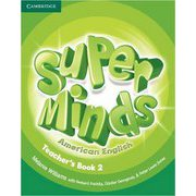 Super Minds American English Level 2 Teacher's Book [洋書ELT]
