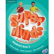 Super Minds American English Level 3 Student's Book with DVD-ROM [洋書ELT]