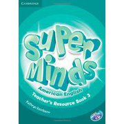 Super Minds American English Level 3 Teacher's Resource Book with Audio CD [洋書ELT]