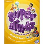 Super Minds American English Level 5 Student's Book with DVD-ROM [洋書ELT]