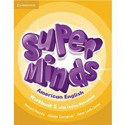 Super Minds American English Level 5 Workbook with Online Resources [洋書ELT]