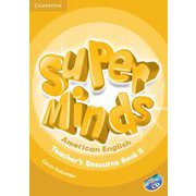 Super Minds American English Level 5 Teacher's Resource Book with Audio CD [洋書ELT]