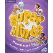 Super Minds American English Level 6 Student's Book with DVD-ROM [洋書ELT]