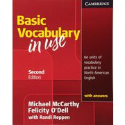 Vocabulary in Use 2nd Edition Basic Student's Book with Answers [洋書ELT]