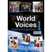 World Voices 1 LMS [洋書ELT]