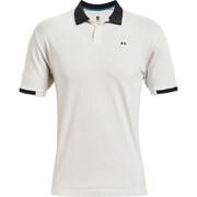 1341967 [ゴルフウェア メンズ 半袖ポロシャツ エース ポロ Lサイズ オニキスホワイト/ブラック/ブラック(113) 2021年モデル]