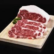 【信州産白樺若牛】ロースステーキ 250g×2枚入 [産地直送品・冷凍配送]