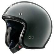 CLASSIC-MOD モダングレー サイズ:59-60 オートバイ用 [オープンフェイスヘルメット]