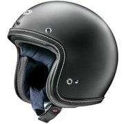 CLASSIC-AIR フラットブラック サイズ:59-60 オートバイ用 [ジェットヘルメット]