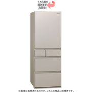 NR-E507EXL-N [冷蔵庫(502L・左開き) 5ドア エコナビ/ナノイー X搭載 除菌機能 グレインベージュ]