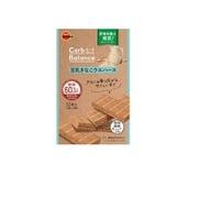 カーボバランス 豆乳きなこウエハース 12枚(2枚×6袋)