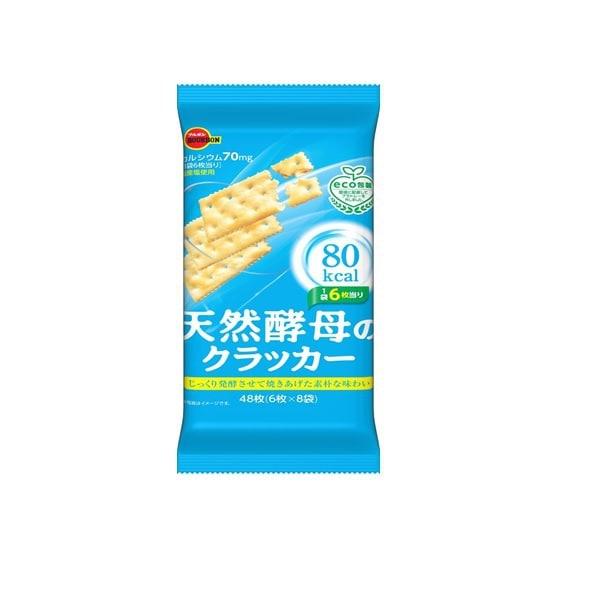 天然酵母のクラッカー 48枚(6枚×8袋)