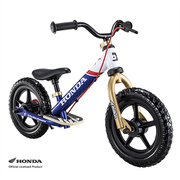03854 D-Bike KIX プラス Honda V.トリコロール [バランスバイク ブレーキあり]