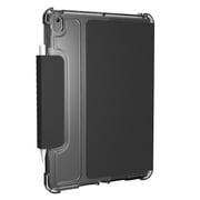 UAG製 LUCENT ブラック/アイス iPad(第8/7世代) 用 [U by UAG社製iPad(第8/7世代)用 LUCENTケース]