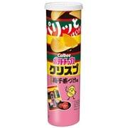 限定 ポテトチップスクリスプ 永谷園の梅干茶づけ味 110g [スナック菓子]