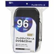 OA-RS6CA-K [DVD&CDブックタイプケース セミハード 96枚収納]