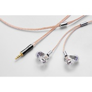 CF-IEM with Clear force Ultimate CL 3.5φ [インイヤーモニター]