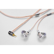 CF-IEM with Clear force Ultimate CL 2.5φL [インイヤーモニター]