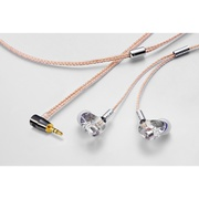 CF-IEM with Clear force Ultimate CL 3.5φL [インイヤーモニター]