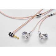 CF-IEM with Clear force Ultimate CL 4.4φL [インイヤーモニター]