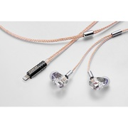 CF-IEM with Clear force Ultimate CL Lightning [インイヤーモニター]