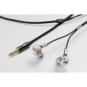 CF-IEM Stella with Clear force Ultimate 4.4φ [インイヤーモニター]